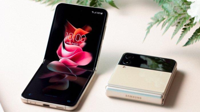 Resmi Rilis di Indonesia, Simak Spesifikasi Samsung Galaxy Z Flip3 5G yang Dibanderol Rp 15 Juta