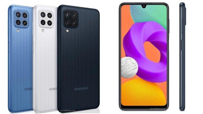Resmi Dijual di Indonesia, Begini Spesifikasi Samsung Galaxy M22 yang Dibanderol Rp 2 Jutaan