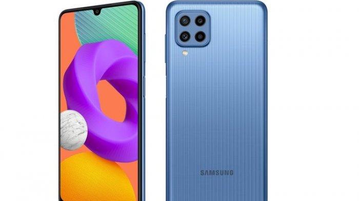 Spesifikasi dan Harga Samsung Galaxy M22 yang Rilis Hari Ini, Harga Mulai Rp 2 Jutaan