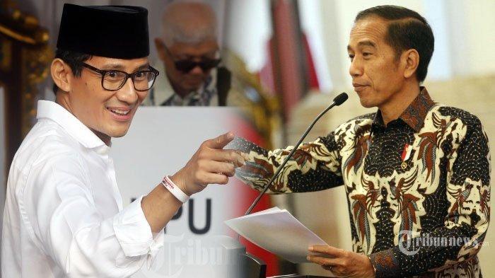 PROFIL Sandiaga Uno, Menteri Parekraf yang Baru, Habiskan Rp 600 M Saat Lawan Jokowi di Pilpres 2019