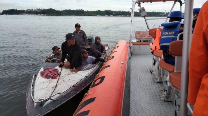 Persiapan Operasi Pencarian KM.Savina di perairan Tanjung Pasir