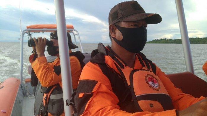 Memasuki Hari Kelima Pencarian, Sudirman Belum Ditemukan, SAR Tarakan Menyisir Perairan Marungau