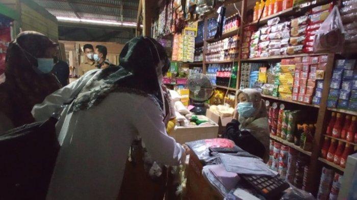 Datangi Pasar Induk Tanjung Selor, Satgas Pangan Kaltara Beber Jalur Temuan Gula Malaysia Ilegal