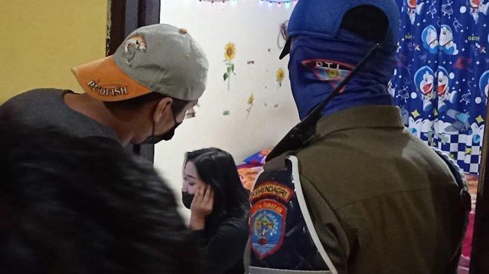 Patroli Tahun Baru 2021, Satpol PP Tarakan Sempat Terlibat Cekcok dengan PSK Gegara Ini