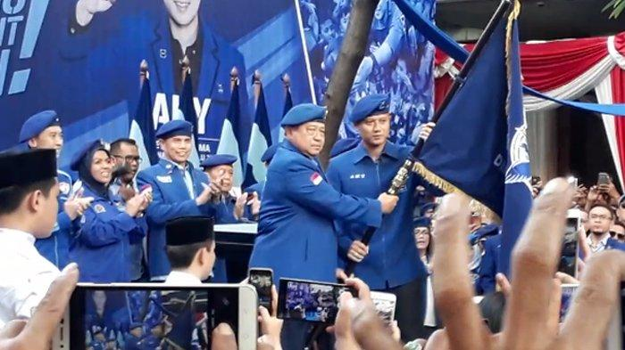 Buntut Isu Kudeta Partai Demokrat, Marzuki Alie Berani Kirim WhatsApp ke SBY Minta AHY Disanksi