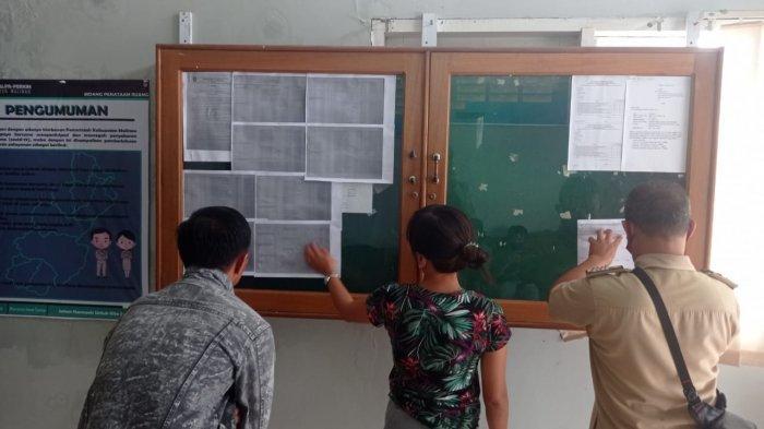 Pengumuman Hasil Seleksi Berkas Pegawai Non PNS Malinau, Pelamar Wajib Catat Lokasi Pengumumannya