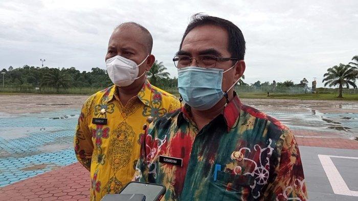 Bulungan PPKM Mikro, Pegawai Pemprov Kaltara WFH 50 Persen, Senam hingga Apel Pagi Ditiadakan