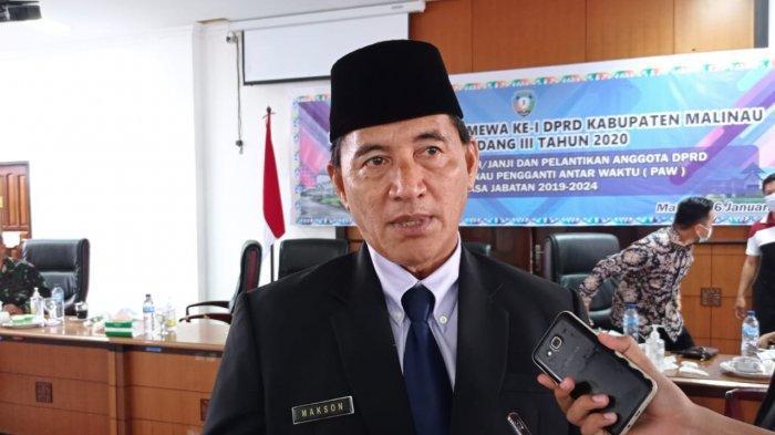 Wakil Bupati Topan Amullah Bakal Dilantik Jadi Bupati Malinau Definitif, Masa Jabatan hanya 10 Hari