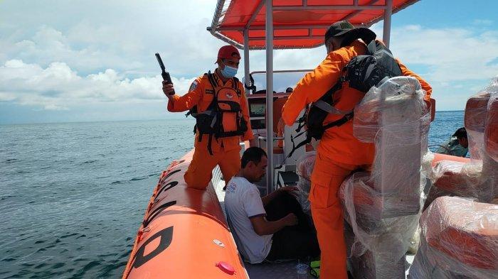 Terapung  di Laut Dua Hari Satu Malam, Warga Tarakan yang Sempat Hilang Kontak Ditemukan Selamat