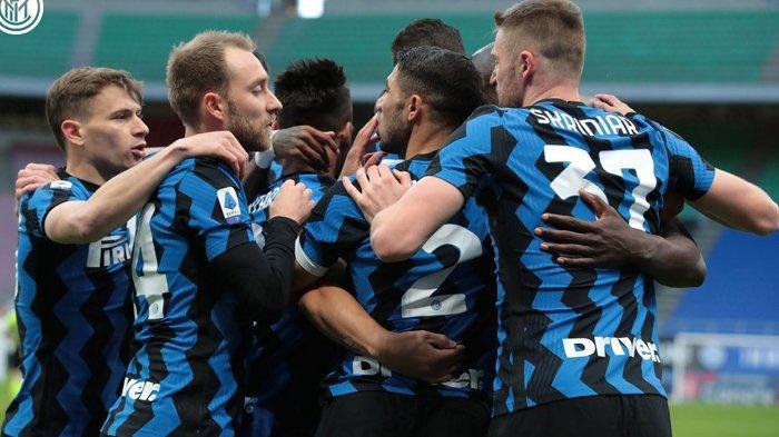 Hasil Liga Italia, Lukaku dan Lautaro Bikin Sassuolo Merana, Inter Milan Tak Terbendung di Serie A