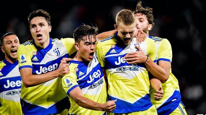 Juventus Mulai Bangkit, Permalukan Spezia di Liga Italia, Si Nyonya Tua Tinggalkan Zona Degradasi