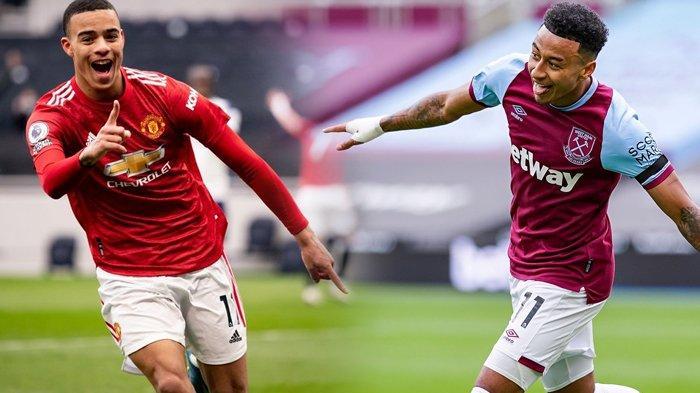 Klasemen Liga Inggris, Man United dan West Ham Menang, Chelsea dan Liverpool Terlempar dari 4 Besar