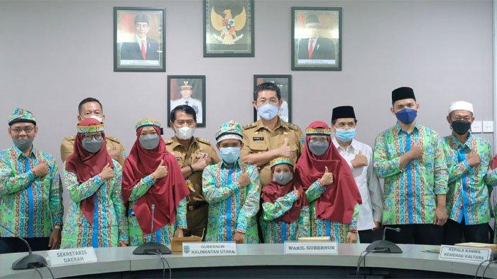 Gubernur dan Wagub Kalimantan Utara Siapkan Bonus untuk Peserta STQN Berprestasi