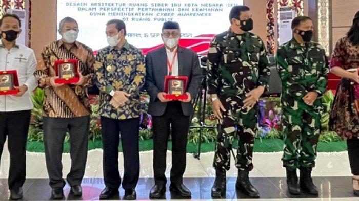 TNI Gelar Seminar Bahas Ruang Siber di IKN Hadirkan Rektor Uniba dan Pakar Siber Prof Eko Indrajit