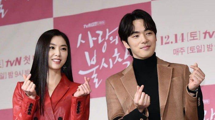 Seo Ji Hye dan Kim Jung Hyun Dikabarkan Kencan, Agensi Membantah meski Ada Bukti Foto-foto