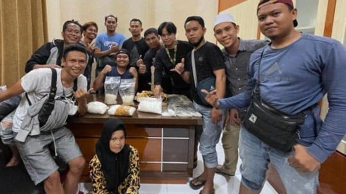Niat Selundupkan Narkoba ke Sulawesi, IRT di Nunukan Dibekuk Polisi Sembuyikan 3,8 Kg Sabu di Semak