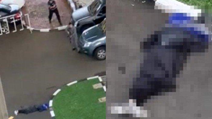 TERUNGKAP! 2 Tujuan ZA Terduga Teroris Ditembak Mati di Mabes Polri, Bukan Ingin Bunuh Polisi