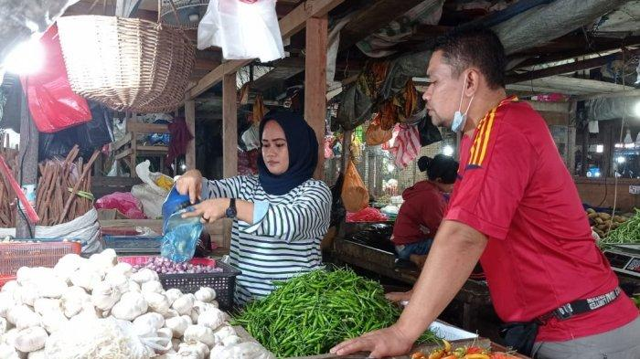 Harga Cabai Rawit di Pasar Gusher Tarakan Semakin Pedas, Sentuh Harga Rp 90 Ribu Perkilogram