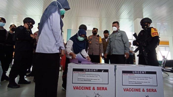 Terkait Wacana Vaksinasi Covid-19 Mandiri, Begini Reaksi Kadis Kesehatan Kaltara Usman