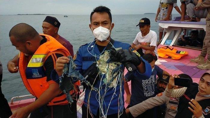 Pesawat Sriwijaya Air Hilang Kontak, Ini Kata Bupati Kepulauan Seribu, Nelayan Teriak Minta Tolong