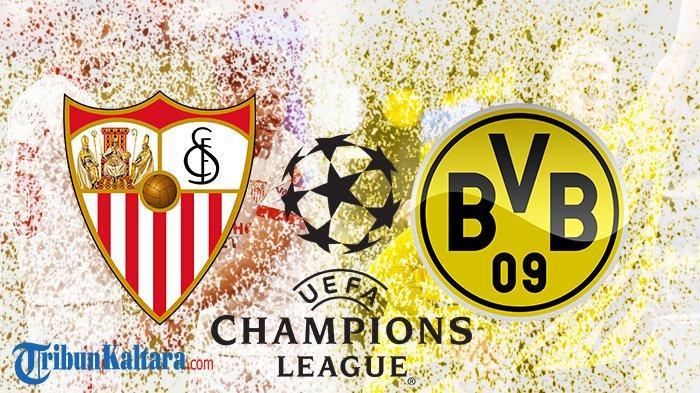 Prediksi Sevilla vs Dortmund di Liga Champions, Susunan Pemain hingga Catatan Buruk Wakil Jerman