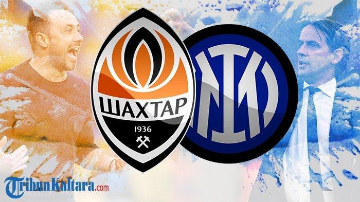 Shakhtar Donetsk vs Inter Milan, Duel Allenatore Italia di Liga Champions, Inzaghi Kerap Kesulitan