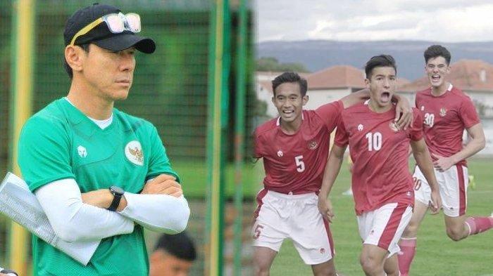Jadwal Timnas Indonesia U-19 vs Bosnia, Shin Tae-yong Mantapkan Uji Coba, Live Streaming Gratis