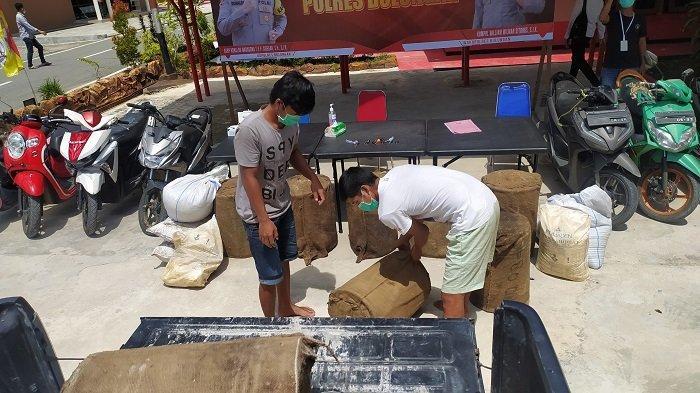Polres Bulungan Amankan Sianida Ilegal, Dipastikan Terkait Aktivitas Tambang Emas Ilegal di Sekatak