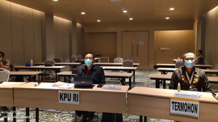 Sidang Lanjutan Sengketa Hasil Pilkada Malinau, Komisioner KPU Malinau Beberkan Kesiapan Pihaknya
