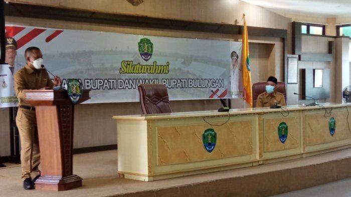 Penanggulangan Covid-19 & Pangan jadi Fokus Bupati Syarwani: Saya Minta Dinkes Buat Pos Depan Kantor