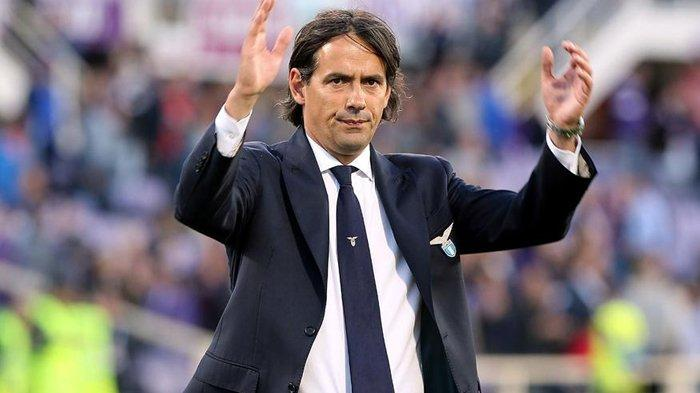 Simone Inzaghi Pamit dari Lazio, Sepakat Gantikan Conte jadi Pelatih Inter Milan