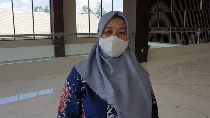 Siti Asrida Kepala Bidang Persandian dan Keamanan Informasi Pemprov Kaltara.