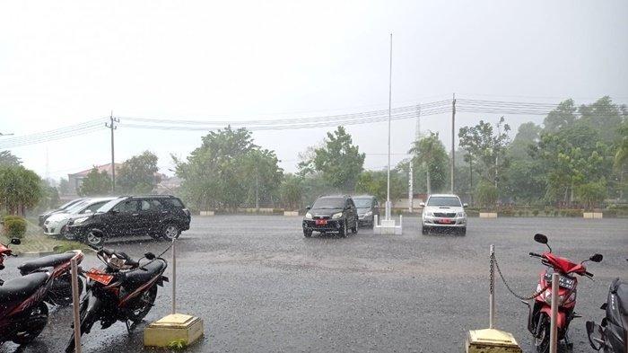 Prakiraan Cuaca di Kaltara Senin 13 September 2021, Waspada Hujan Petir di Pulau Nunukan dan Sebatik