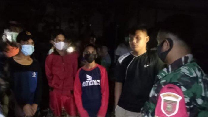 Tak Bisa Berbuat Banyak, Teman Terdiam Lihat Bocah 16 Tahun Tenggelam di Pantai Sepinggan Balikpapan