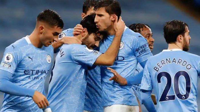 Mendadak Pemain Inti Manchester City Terserang Covid-19, Everton vs Man City di Liga Inggris Ditunda