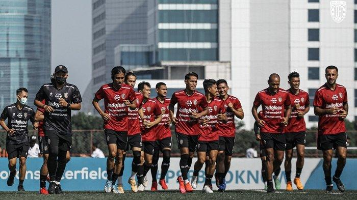 Jadwal Liga 1, Barito Putera vs Bali United, Gelandang Asal Brasil Tambah Kekuatan Serdadu Tridatu