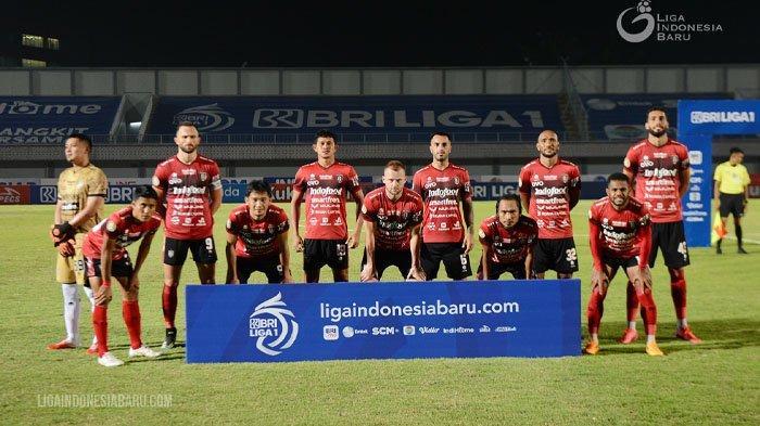 Tayang di Indosiar, Berikut Link Live Streaming Bali United vs Persikabo, Teco Singgung Wasit