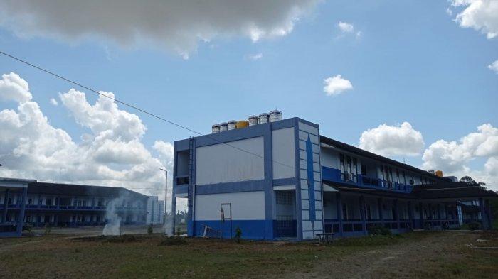 Persiapan Pembelajaran Tatap Muka, Rencana Relokasi SMPN 1 Malinau Kota Tunggu Studi Kelayakan