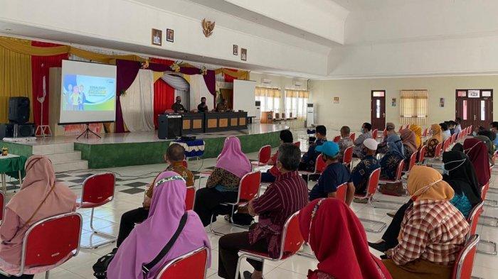 BPJamsostek Tarakan Sosialisasi Manfaat Program kepada Ketua RT dan RW se-Kecamatan Tarakan Timur