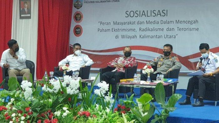 Cegah Masuknya Paham Radikalisme dan Terorisme, Ini Tiga Strategi Pemprov Kalimantan Utara