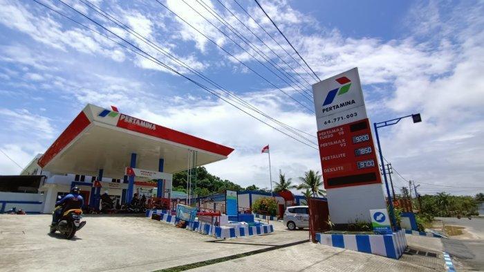 Kapal Pengangkut BBM Tiba, Jamin Pasokan Kembali Normal, Berikut Stok Pertalite & Premium di Tarakan