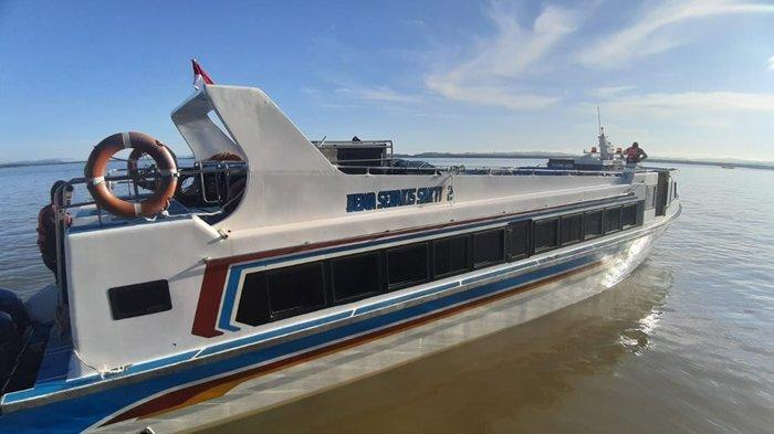 Berangkat dari Pelabuhan Liem Hie Djung, Ini Jadwal Speedboat Rute Nunukan-Tarakan Rabu 21 Juli 2021