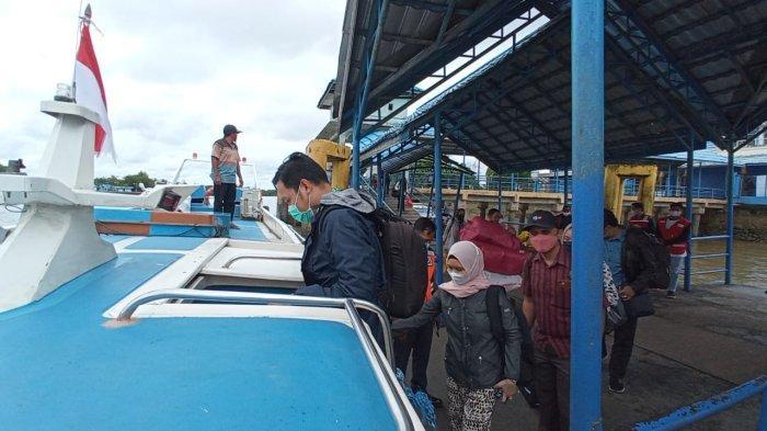 Jadwal Speedboat Kaltara dari Tanjung Selor Kamis 14 Oktober 2021, Ada Rute Nunukan dan Tarakan