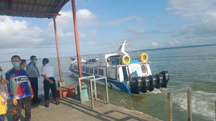 Speedboat Rute Nunukan-Tanjung Selor Berangkat Siang Ini, Berikut Jadwal dan Harga Tiket