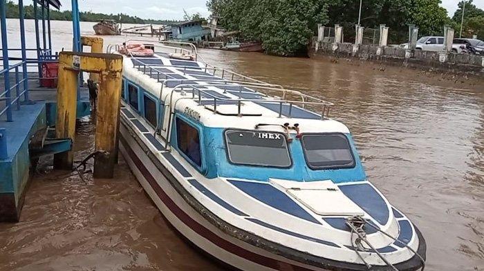 Jadwal Speedboat Tujuan Tarakan dan Nunukan Hari Ini, Start dari Pelabuhan Kayan II Tanjung Selor