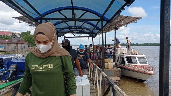 Jadwal & Tarif Speedboat Rute Tana Tidung-Tarakan, Senin 11 Oktober 2021, Jarak Tempuh Tiga Jam