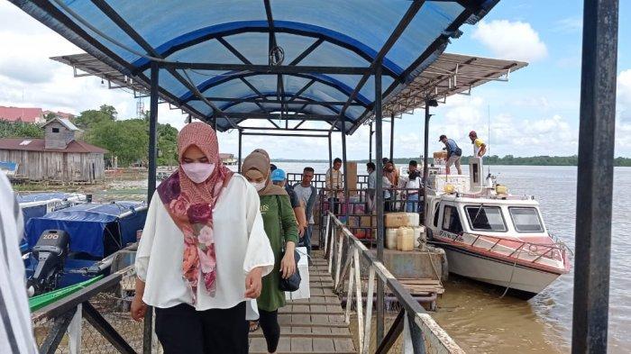 Jadwal Speedboat Tana Tidung-Tarakan, Selasa 12 Oktober 2021, Berangkat dari Pelabuhan Tideng Pale