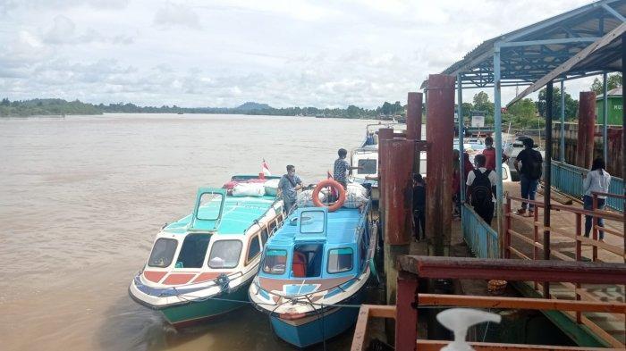 Jadwal Speedboat Kaltara Selasa 12 Oktober 2021, Rute dari Pelabuhan Malinau Kota Tujuan Tarakan