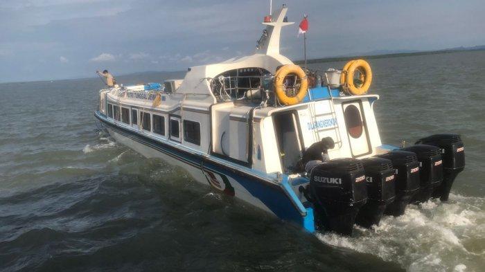Jadwal Speedboat Kaltara, Sabtu 11 September 2021, Ada Empat Armada Layani Rute Nunukan-Tarakan