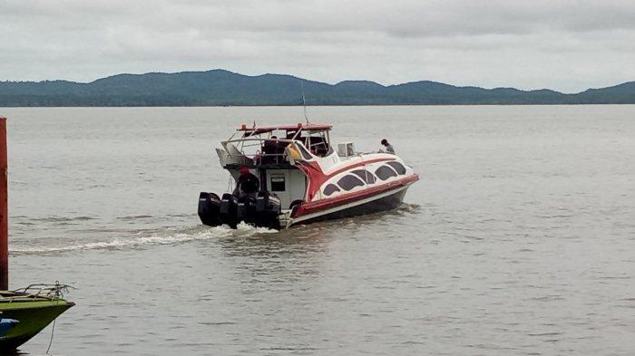 Jadwal Speedboat Rute Nunukan-Tarakan, Senin 27 September 2021, Pagi Tadi Jumlah Penumpang Sepi